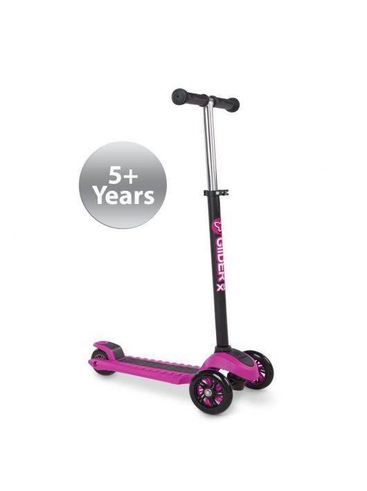 Ybike Yvolution Glider XL pink - trotineta