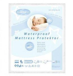 Bertoni Protectie impermeabila pentru patut 60x120 cm