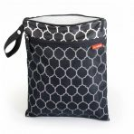 Skip Hop Wet/Dry geanta - Onix tile
