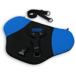 Scamp Deviator centura de siguranta pentru gravide - Albastru