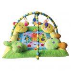 Lorelli Toys Saltea de joaca - 4 pernute
