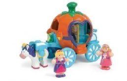 Wow - Pippa's princess carriage