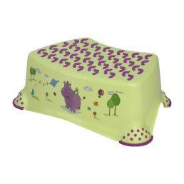 Lorelli Step Stool Inaltator pentru copii - Hippo Verde