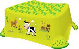 Lorelli Step Stool Inaltator pentru copii - Farm Verde