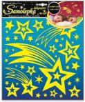 Room Decor Sticker de perete Cometa 38x31cm