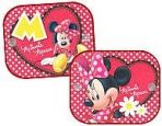 Markas set 2 parasolare cu ventuze Minnie Mouse 36x44 cm
