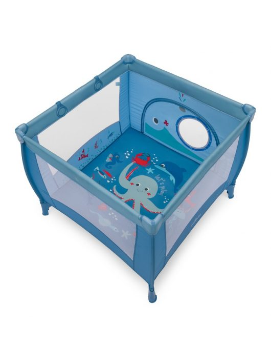 Baby Design Play UP 03 Blue 2018 - Tarc de joaca