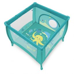 Baby Design Play UP 05 Turquoise 2018 - Tarc de joaca