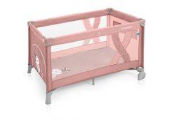 Baby Design Simple 08 Pink 2019 - Patut pliabil