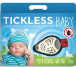 Tickless Baby Aparat Repelent Capusele si Purici cu Ultrasunet - Alb/Albastru