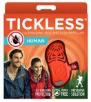 Tickless Human Aparat Repelent Capusele si Purici cu Ultrasunet - Portocaliu