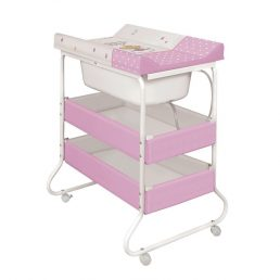 Lorelli Suzie Masute de infasat - White&Pink Little Angel