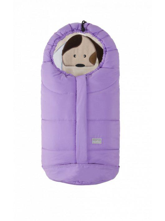 Nuvita Ovetto Cuccioli sac de iarna 80 cm - Dog Purple Beige 9205
