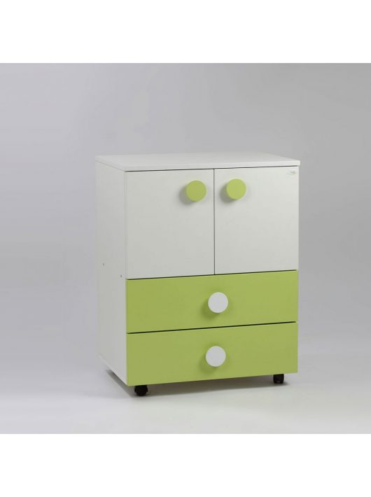 Bebe Design Comoda Confort Verde Deschis