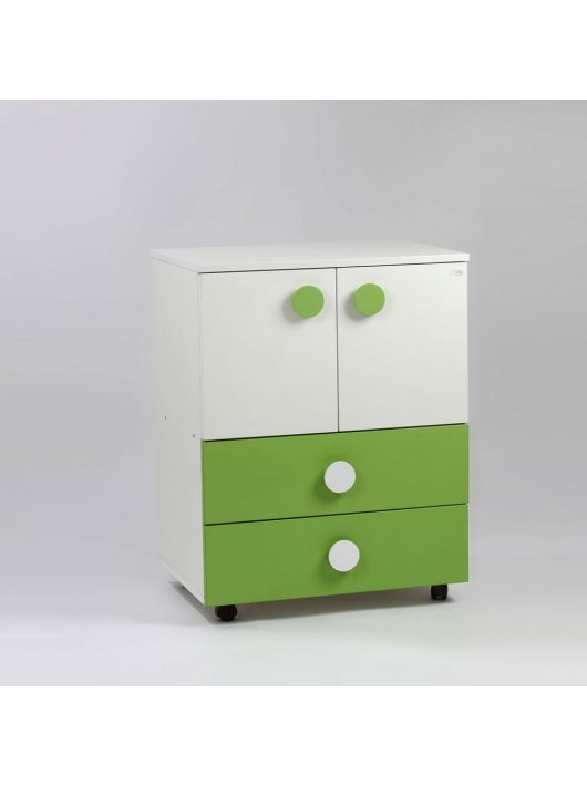 Bebe Design Comoda Confort Verde Inchis