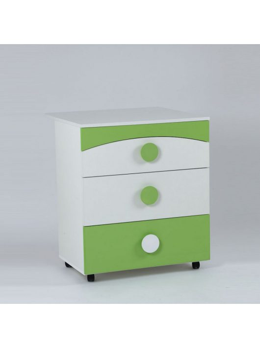 Bebe Design Comoda Fashion Verde Inchis