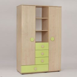 Bebe Design Dulap Optim Plus Verde Deschis